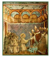 Giotto: The Confirmation of the Rule